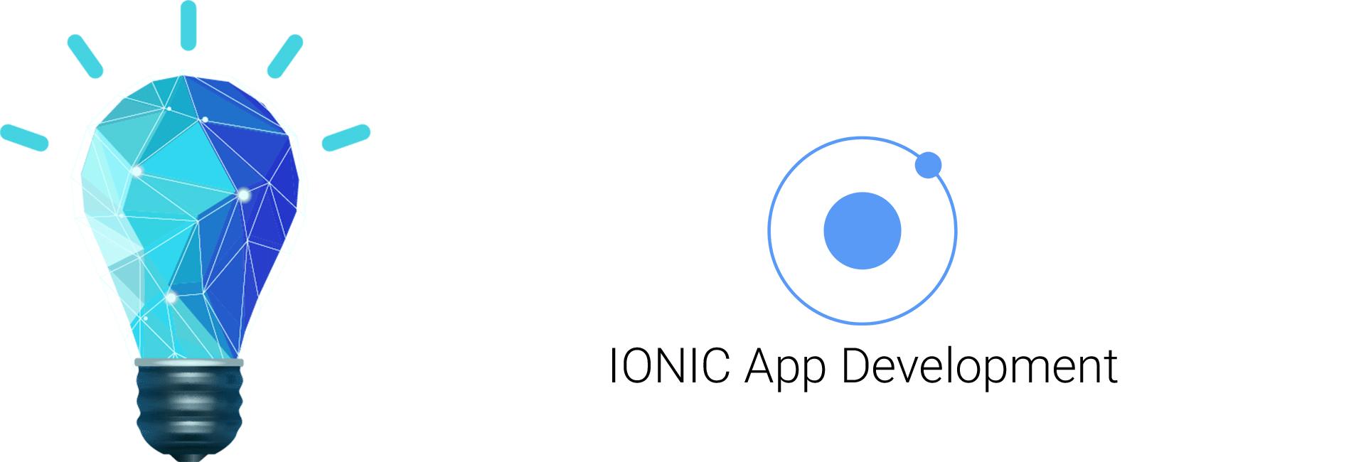 Ionic App Development